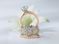 Tiffany & Co.のリング