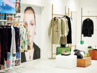 ブランドの思想と世界観を見学できる博物館 ▶DOVER STREET MARKET GINZA