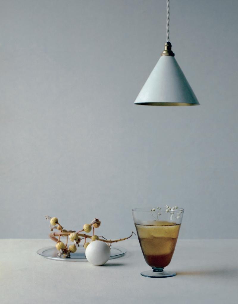 #1 麦茶 × ウィスキー