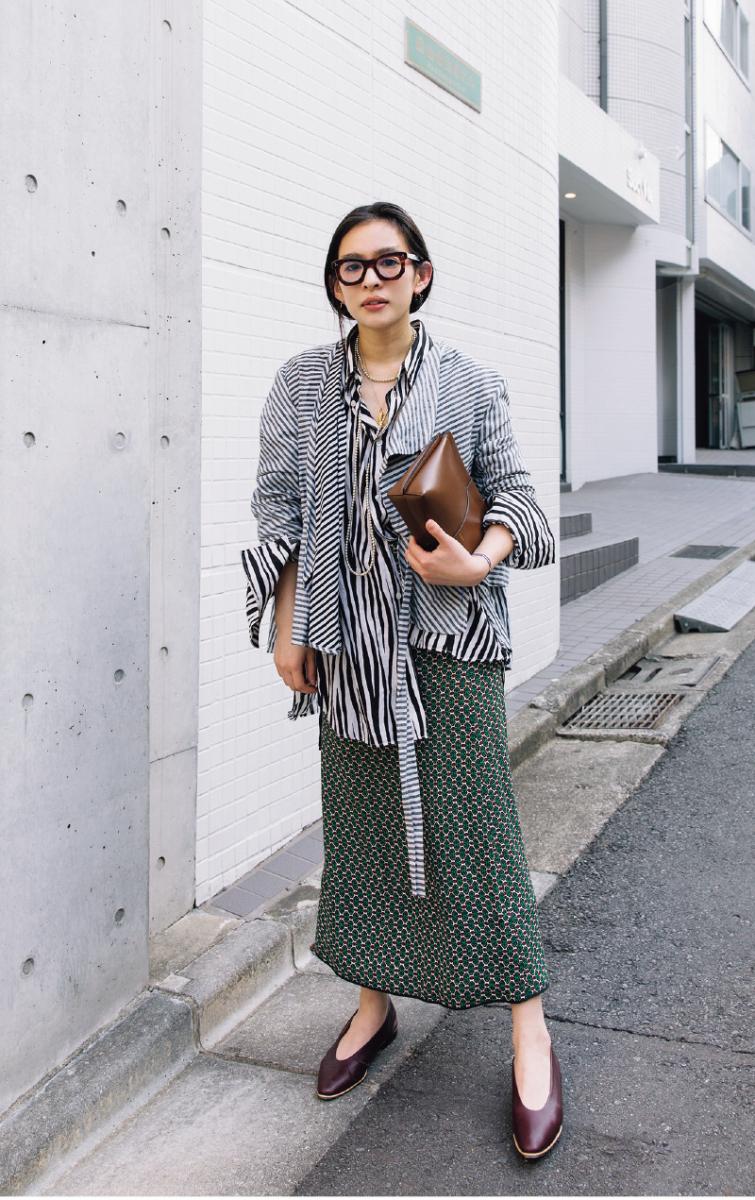 山野邉彩美さん/トゥモローランドバイヤー