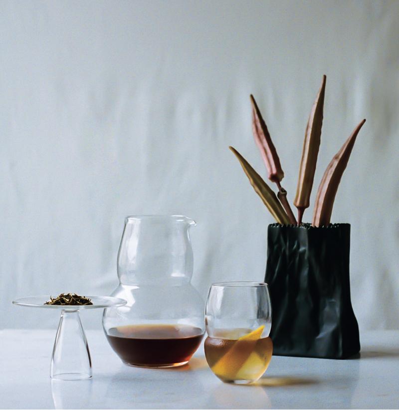 #5 焙じ茶 × メスカル