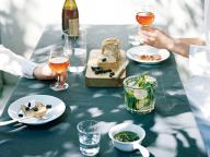 初夏は自宅で、幸せな一杯を。ベランダでアペロ