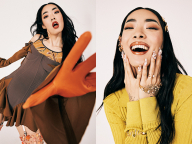 「ファッションはいつも音楽を新鮮にする」リナ・サワヤマの未来志向モード