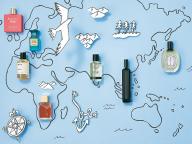 世界の土地とフレグランスの物語「嗅覚で旅をする」
