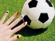 サッカーワールドカップをネイルでも盛り上げたい!