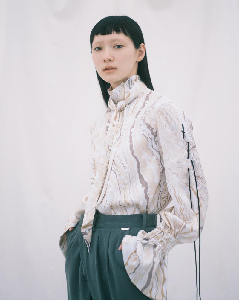 MIKAGE SHIN × 薗部染工