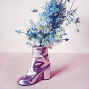 タビ ブーツに花が咲いたら
