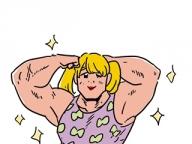 筋肉にはメリットがたくさん!
