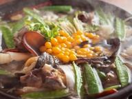 富ヶ谷・すっぽん料理 田吾作(たごさく)のすっぽん鍋