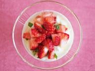SPURいちごゼミナールPart2 -いちごをおいしく食べる4つのアイデア-