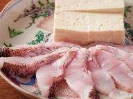 西麻布・葡呑(ぶのん)のひげ鱈湯とうふ