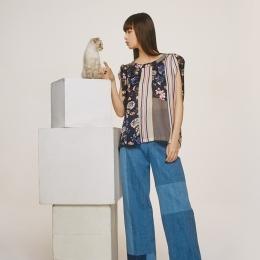 MAISON FLANEUR/鈴木えみが着こなすミラベラのパワー・ブランド