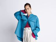 宮本彩菜とコージーな冬支度 ミラベラで冬のコートを即Click&Buy![Vol.2]