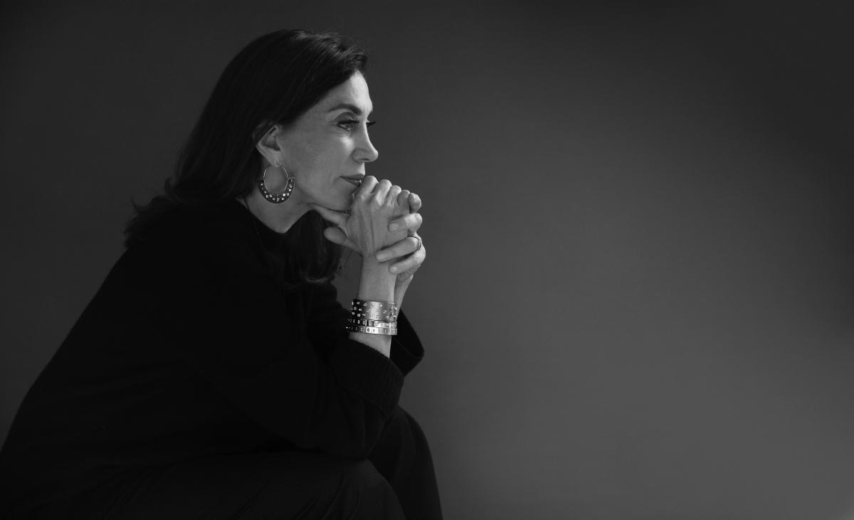 デザイナーのイレアナ・マクリ
