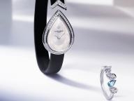"""ショーメ """"ジョゼフィーヌ"""" から、ペアシェイプの宝石をモチーフにした新作ジュエリーと時計が発売"""