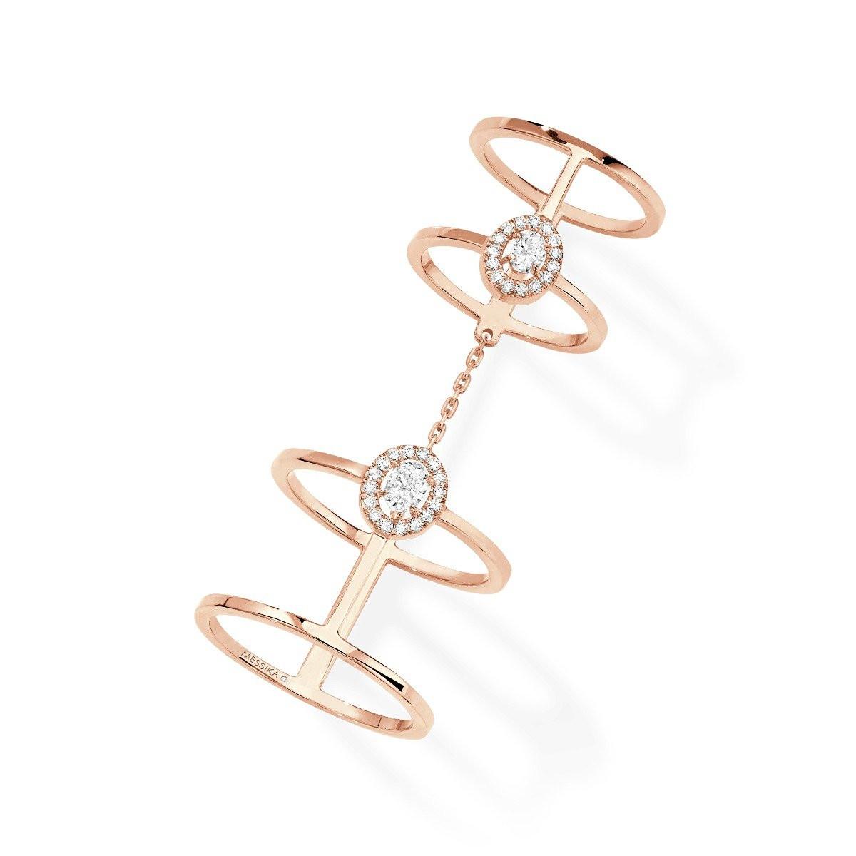 リング〈PG、ダイヤモンド〉¥460,000