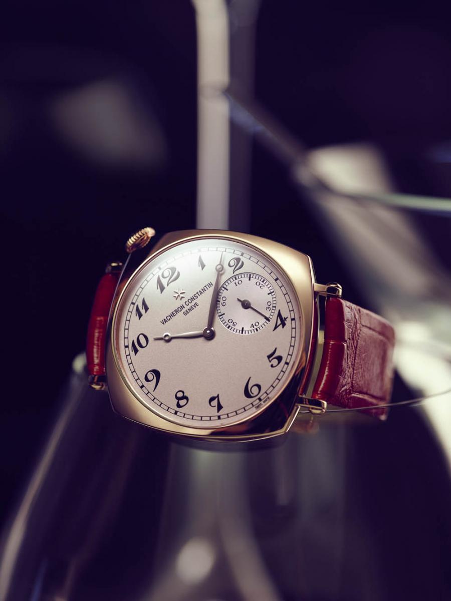 「ヒストリーク・アメリカン 1921」(18KPG、機械式手巻きムーブメント)¥3,175,000