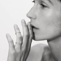 ソフィー ビル ブラーエ春夏新作、シングルダイヤをモダンに楽しむ