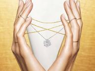 """グラフから、煌めくダイヤモンドが織りなす新作 """"ザ スレッド コレクション"""" がデビュー"""