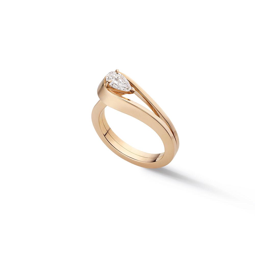 """""""セルティ・アンヴァーセ""""リング〈RG、ダイヤモンド〉¥732,000"""