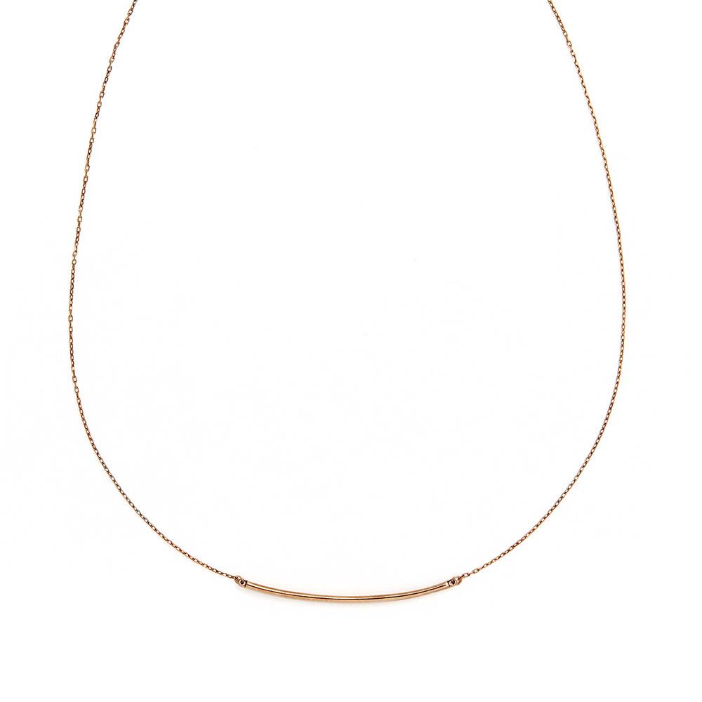 ネックレス(40cm)〈18KBG〉¥102,000