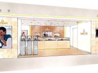 オメガショップ伊勢丹新宿店がオープン、最新ウォッチに加え、ファインジュエリーも