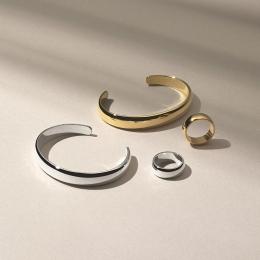 世にも珍しい純銀の輝き、新ジュエリーブランドのサラースをチェックして