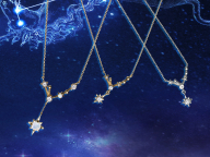 スタージュエリーがクリスマスだけの特別なネックレスを発売中!