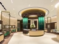 総面積515平米、ロレックスの旗艦店が11月、銀座にオープン!
