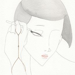 #29 セレブリティを虜にした、新感覚のボディジュエリー【ジャッキー・アイチェ】