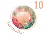 【10月 トルマリン】今注目を集める、レインボーに輝く魅惑の石