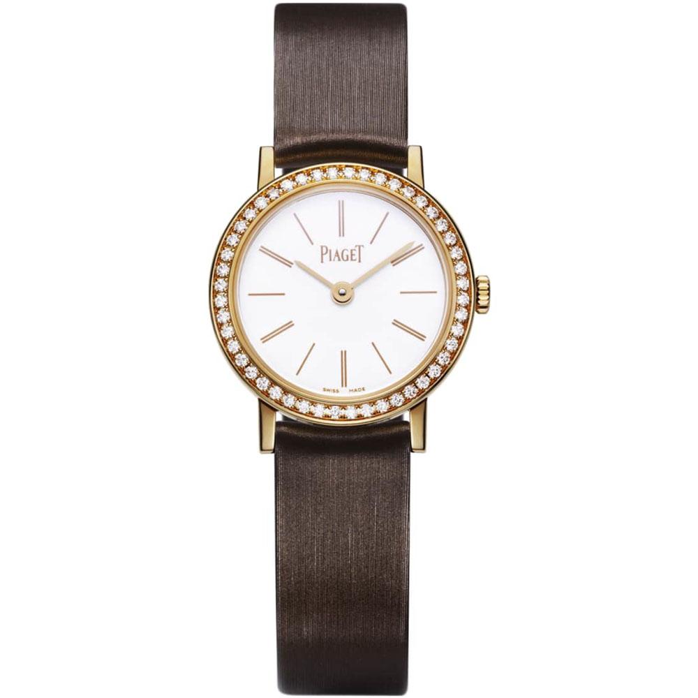 【ピアジェ】極薄時計の意匠を秘めた、格調高いドレスウォッチ