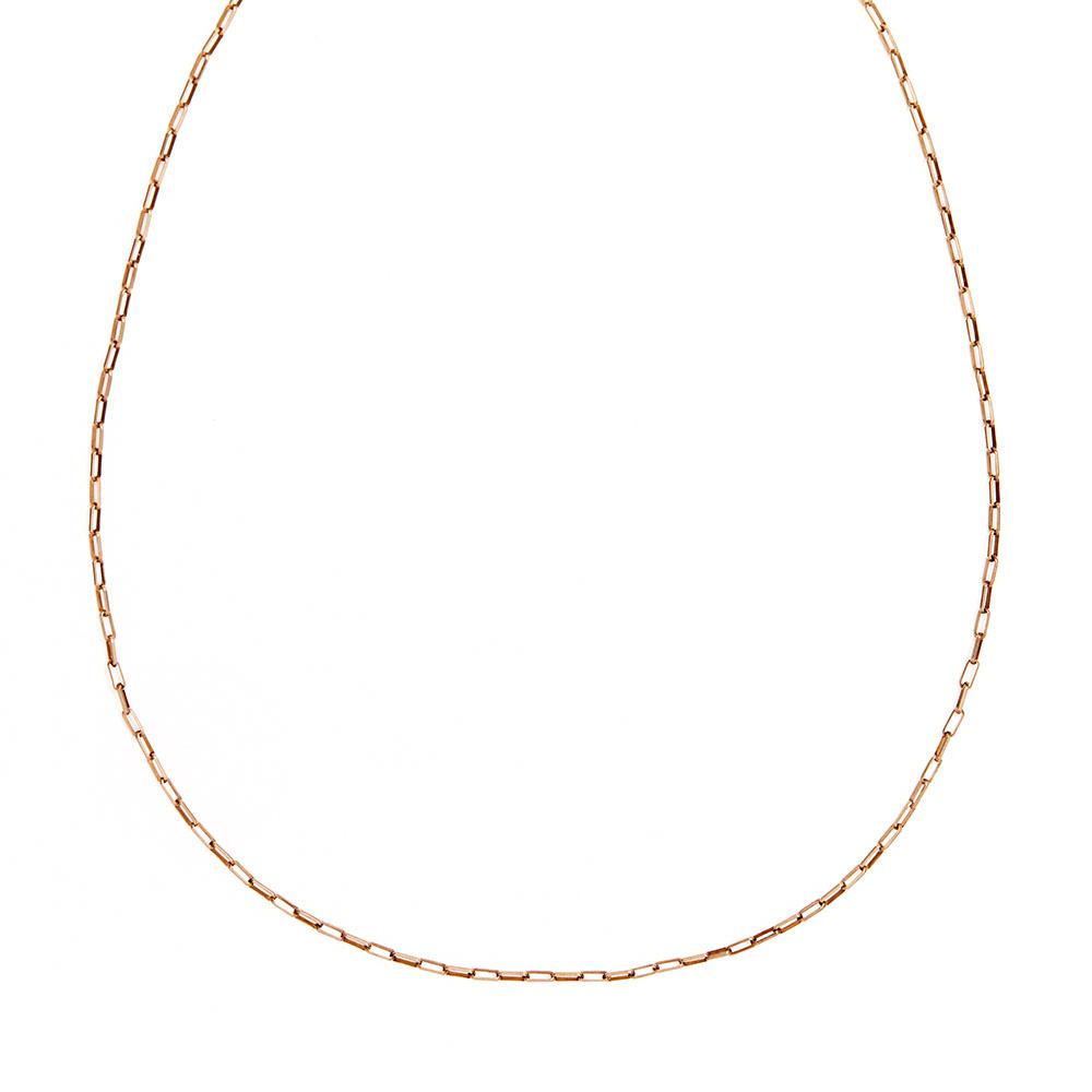 ネックレス(50cm)〈18KBG〉¥168,000