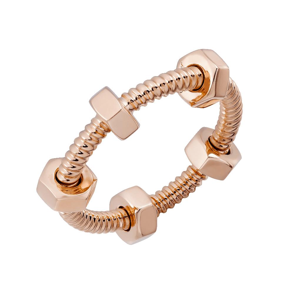【カルティエ】日用品をスタイリッシュに昇華、存在感を放つ独創的なリング