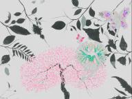 フェアリーたちと花々が誘う春の祭典