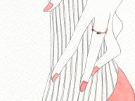 #36 マルチカラーストーンで華やかな手元を【スザンヌ・カラン】