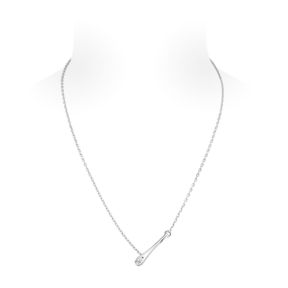"""""""セルティ・アンヴァーセ""""ブレスレット〈RG、ダイヤモンド〉¥662,000"""