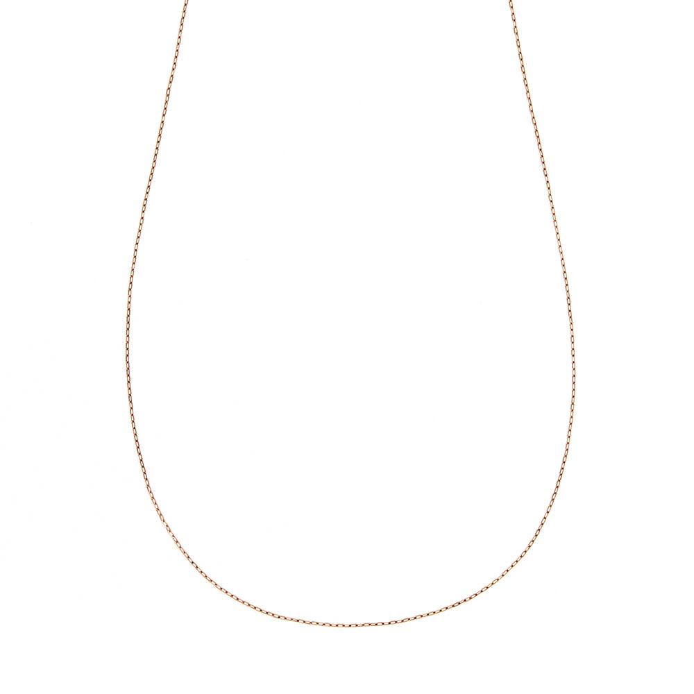 ネックレス(70cm)〈18KBG〉¥110,000