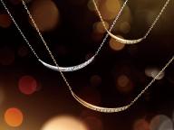 4℃からダイヤモンドが輝くクリスマス限定ジュエリーが登場!