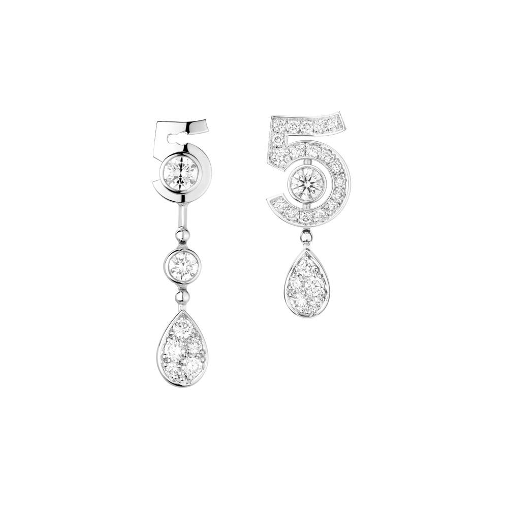 イヤリング〈WG、ダイヤモンド〉¥1,188,000