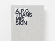 A.P.C.のすべてがわかる書籍『TRANSMISSION』が発売!