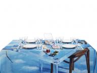 スティーヴン・マイゼルの写真をフィーチャーしたロエベのテーブルリネンセットがリリース!