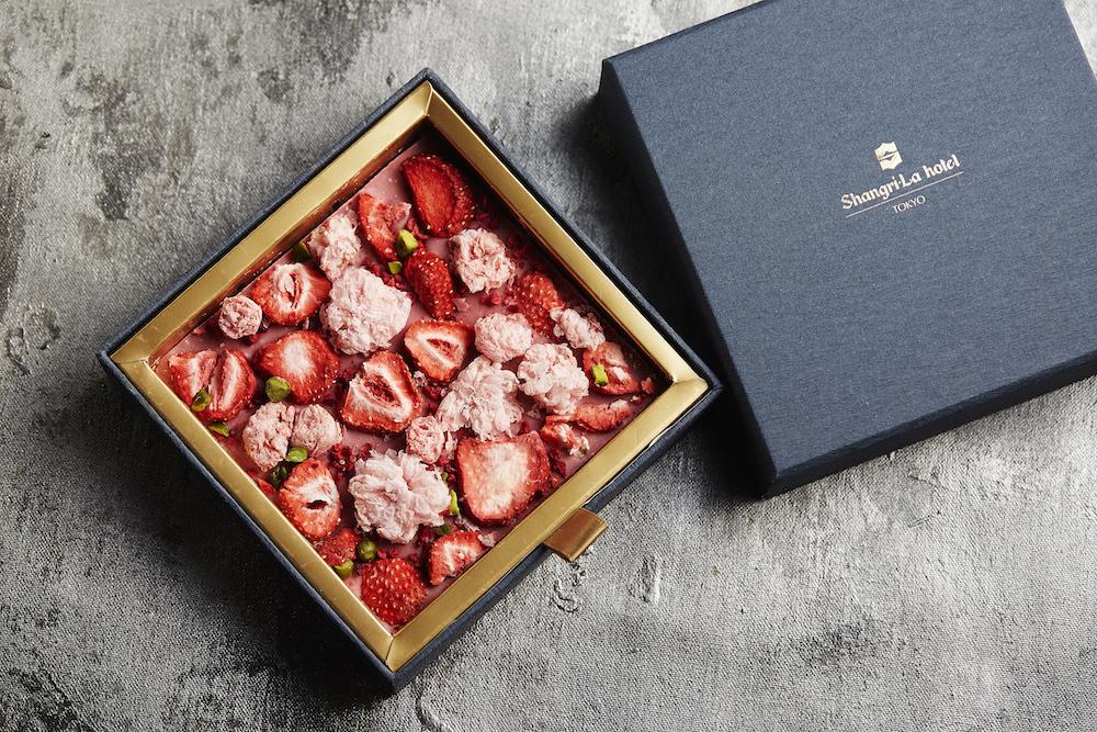 「桜ルビーチョコレート」¥2,593