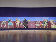 『ジョジョの奇妙な冒険』の濃厚すぎる世界を体感! 「荒木飛呂彦原画展 JOJO 冒険の波紋」、国立新美術館でスタート