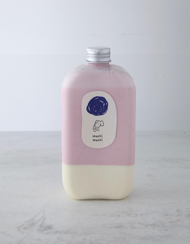 「ストロベリーミルクパンナコッタ」¥630