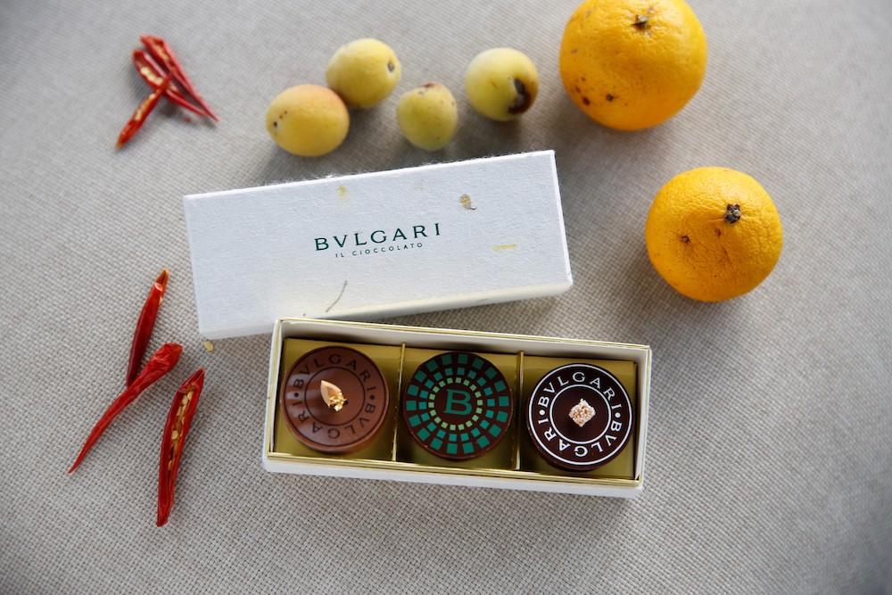 「チョコレート・ジェムズ・フォー・サスティナビリティ」¥4,000 ※全国のブルガリ イル・チョコラートの店舗及びオンラインショップで販売