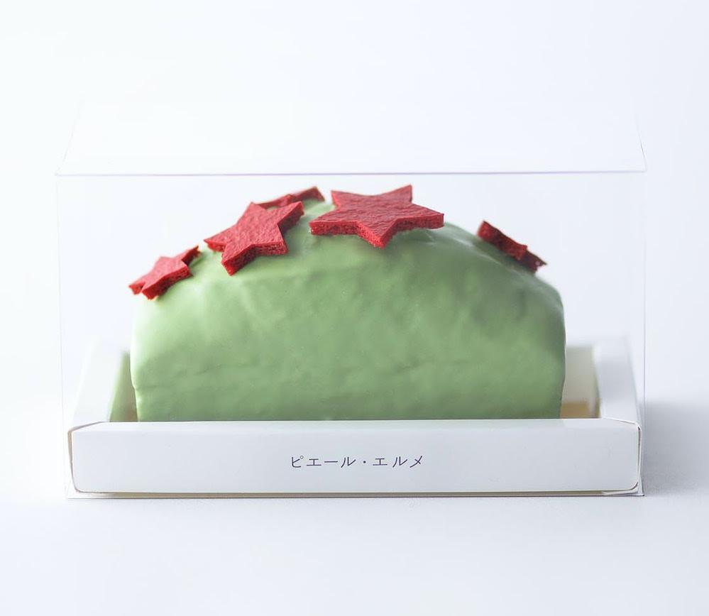 2020年12月31日(木)まで販売予定の「ピスタチオ&ラズベリーのパウンドケーキ」¥2,000