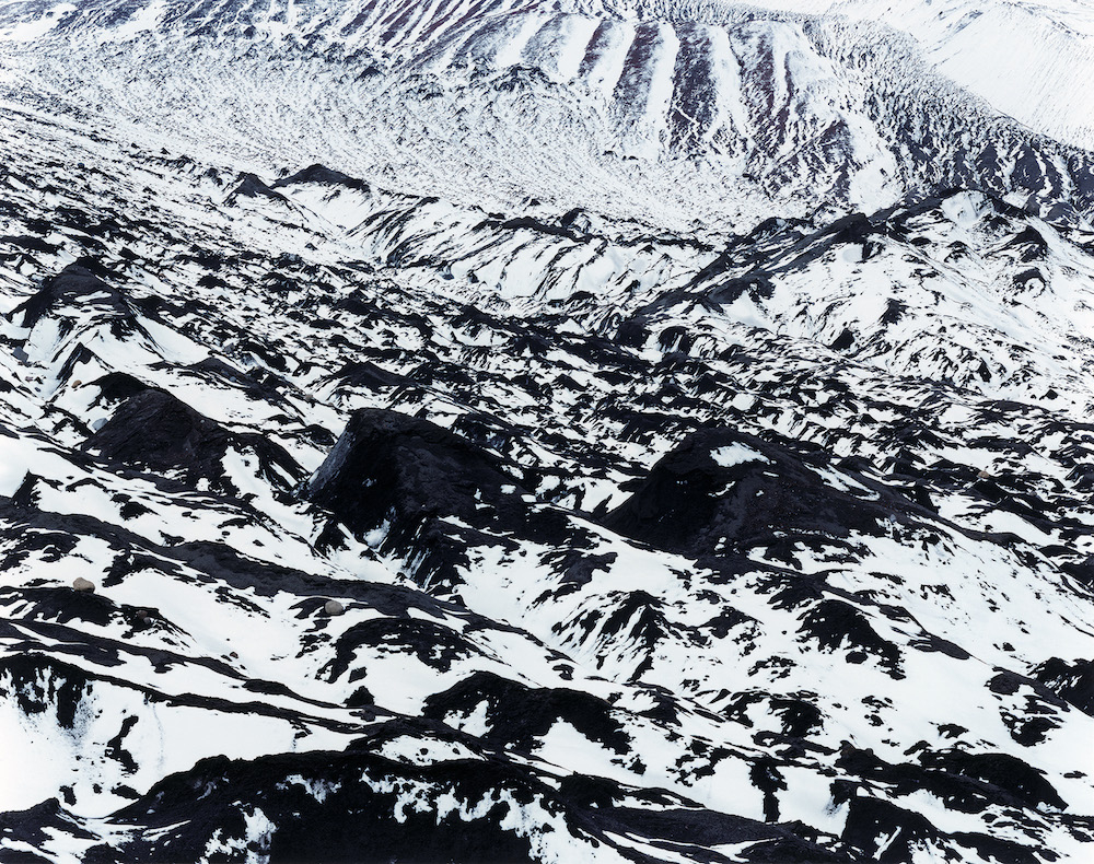 LAND antarctica / LAND SPACE © 2009 Mikiya Takimoto