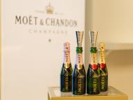 モエ・エ・シャンドンのミニボトルが自動販売機で買える! 「モエ ミニマティック」がMIYASHITA PARK内「オア」に登場
