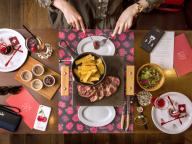 気分は1920年代のパリ! 「ケイト・スペード ニューヨーク」がパリ発の人気レストランと美味しいコラボ